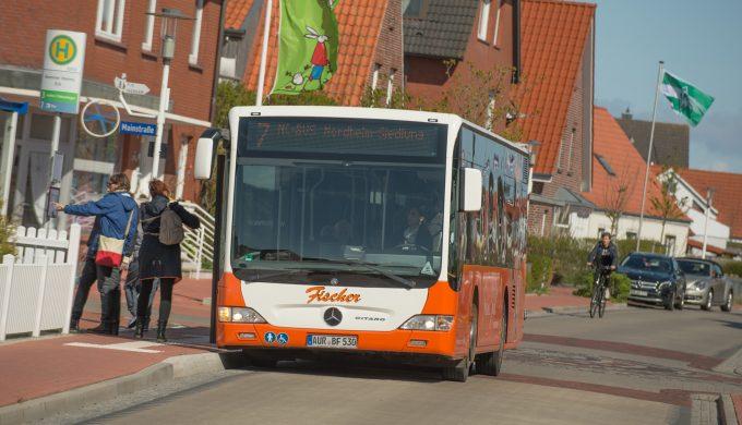 Linie 7: NC Bus